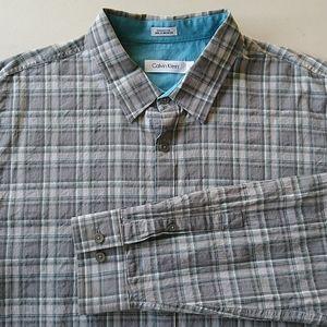 Drop Calvin Klein Casual Dress Shirt